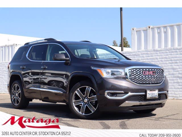 Used Gmc Acadia For Sale In Modesto Ca Cargurus