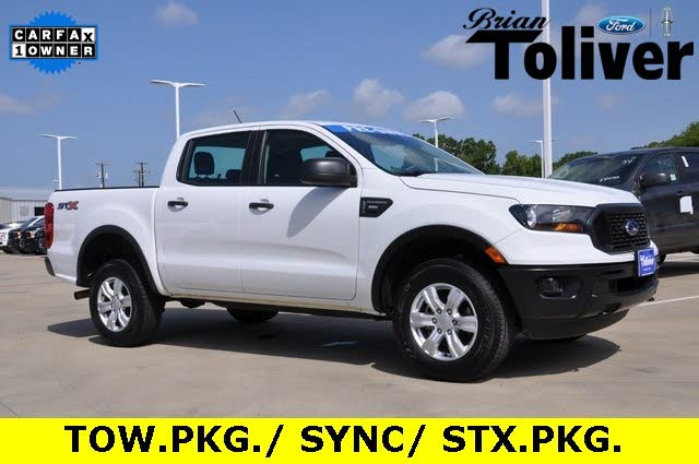 2019 Ford Ranger XL SuperCrew RWD