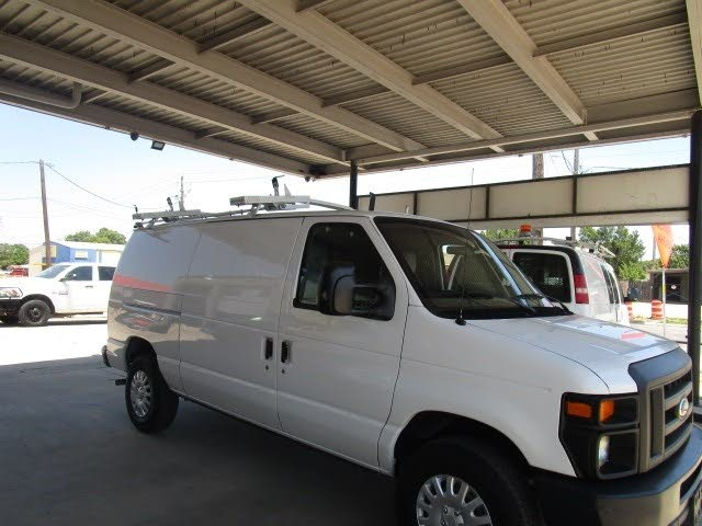 2014 Ford E-Series E-250 Cargo Van