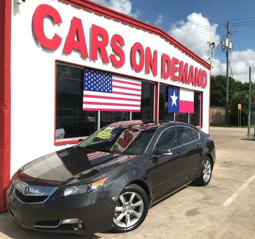 2014 Acura TL For Sale In Richmond, TX