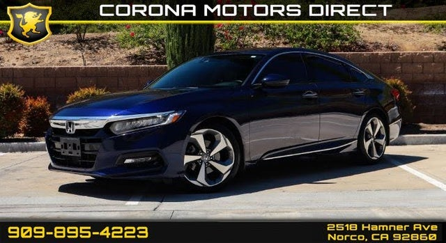 2018 Honda Accord 1.5T Touring FWD