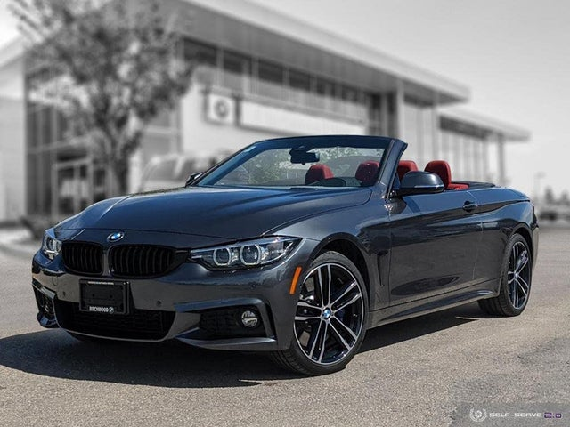 Used 2020 BMW 4 Series 440i xDrive Convertible AWD for ...