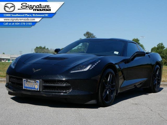 2018 Chevrolet Corvette Stingray 1LT Coupe RWD