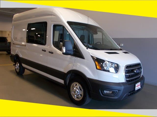 2020 Ford Transit Cargo 350 High Roof LWB RWD with Sliding Passenger-Side Door