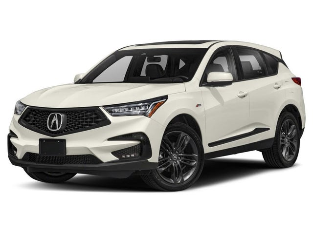2021 Acura RDX SH-AWD with Platinum Elite Package