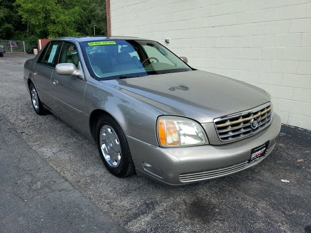 used 2003 cadillac deville for sale right now cargurus used 2003 cadillac deville for sale