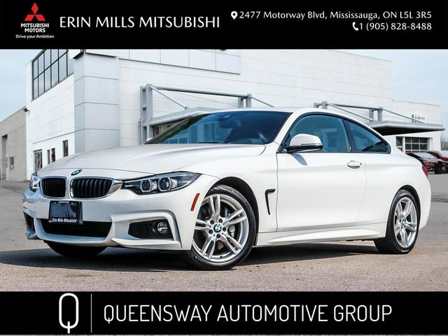 2019 BMW 4 Series 430i xDrive Coupe AWD