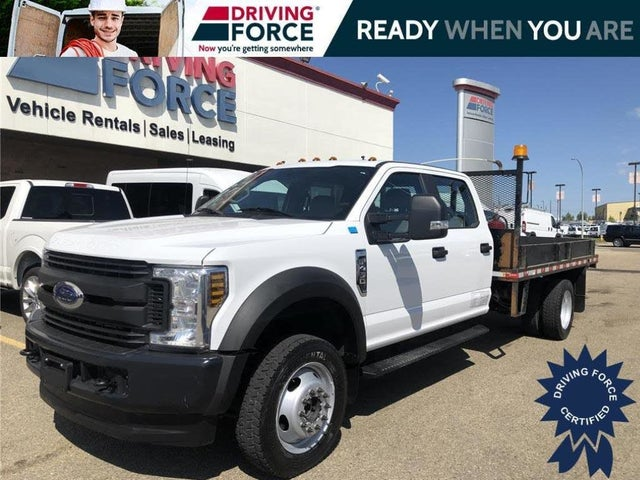 2018 Ford F-450 Super Duty XL Crew Cab LB DRW 4WD