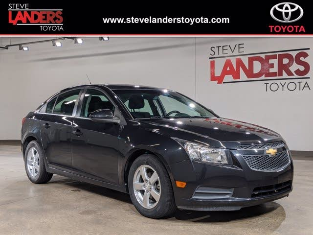 Used Chevrolet Cruze For Sale In Little Rock Ar Cargurus