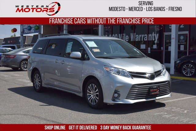 used 2020 toyota sienna xle premium 8 passenger fwd for sale right now cargurus used 2020 toyota sienna xle premium 8