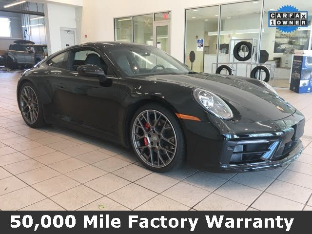 Used 2020 Porsche 911 Carrera S Coupe Rwd For Sale With Photos Cargurus