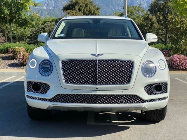 2018 Bentley Bentayga W12 Signature Edition AWD
