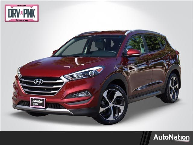 2016 Hyundai Tucson 1.6T Sport AWD with Beige Seats