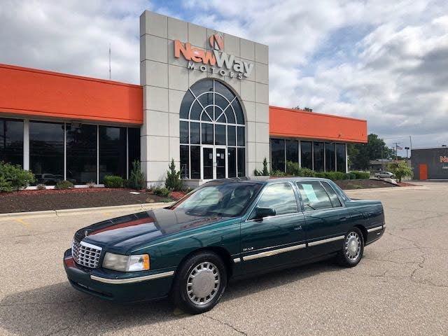 1997 Cadillac DeVille Sedan FWD