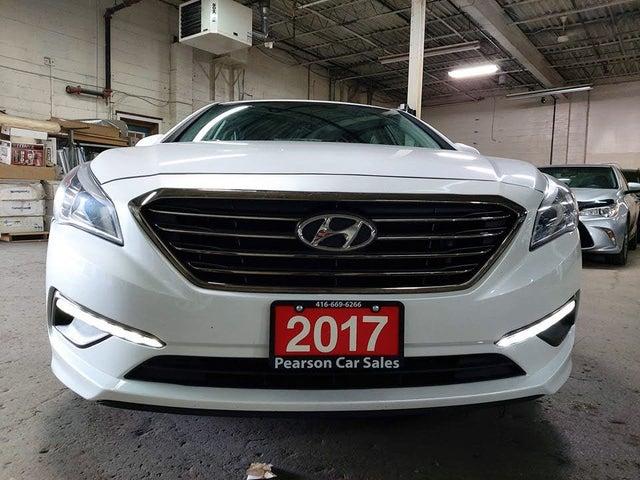 2017 Hyundai Sonata GLS FWD