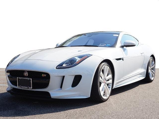 2017 Jaguar F-TYPE S Coupe AWD