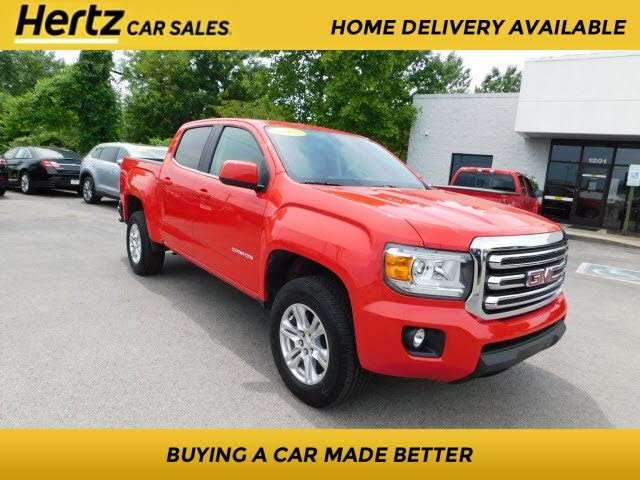 Used Gmc Canyon For Sale In Knoxville Tn Cargurus