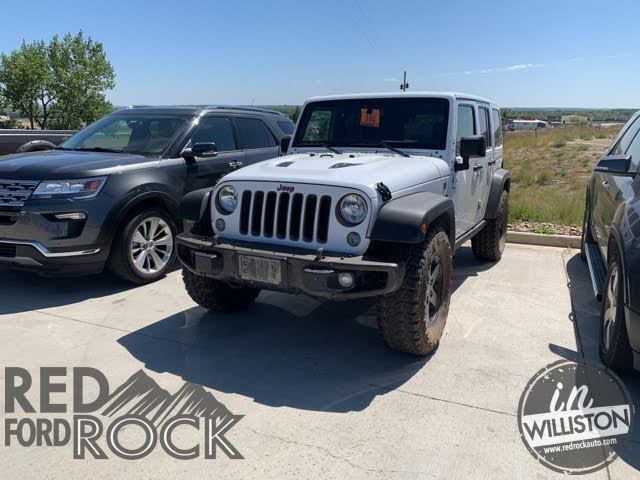 2016 Jeep Wrangler Unlimited Sahara 75th Anniversary 4WD