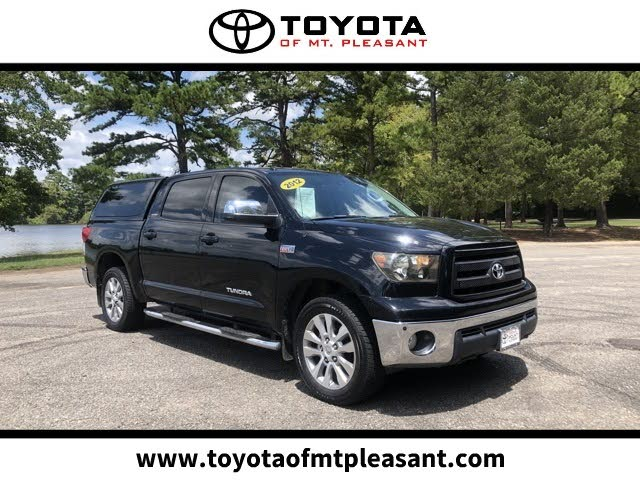 2012 Toyota Tundra Limited CrewMax 5.7L