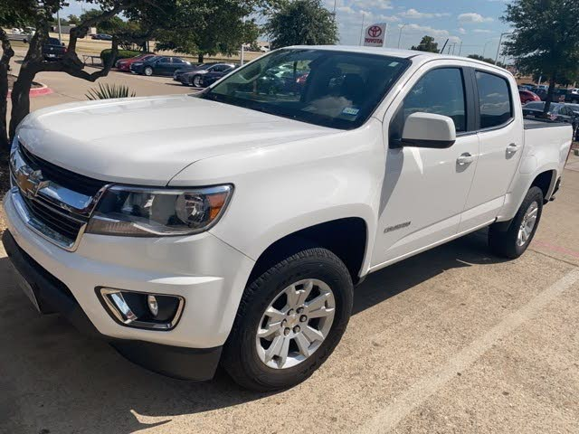 Used Chevrolet Colorado For Sale In Dallas Tx Cargurus