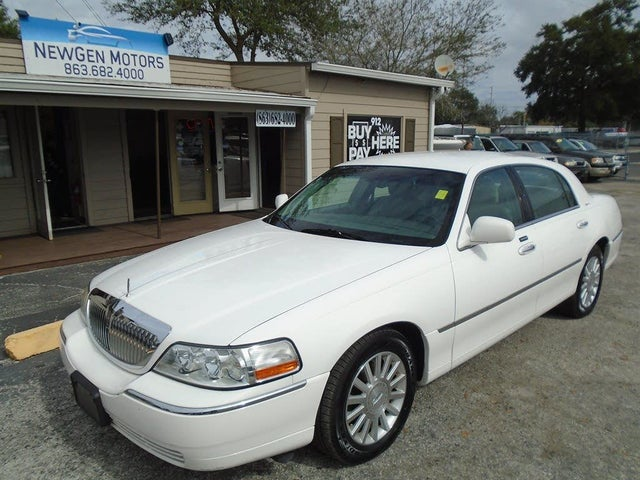 Used Lincoln Town Car For Sale In Tampa Fl Cargurus