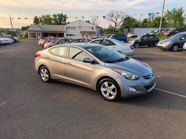 2012 Hyundai Elantra Limited Sedan FWD