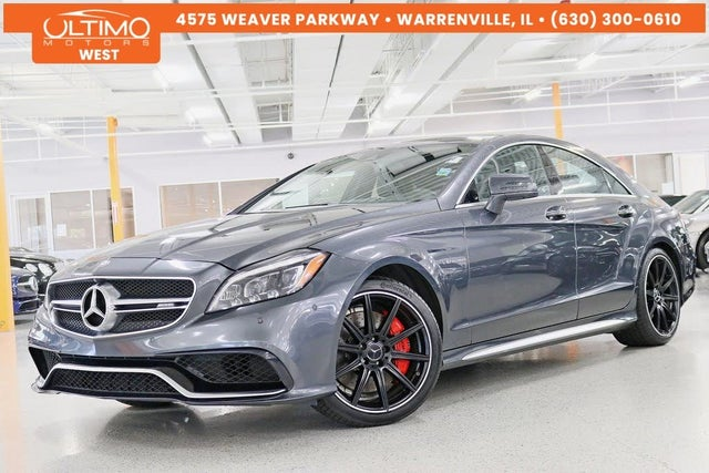 2016 Mercedes-Benz CLS-Class CLS AMG 63 S-Model