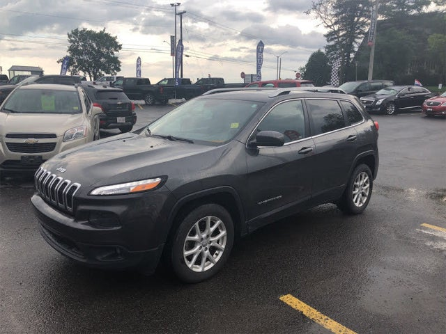2015 Jeep Cherokee North FWD