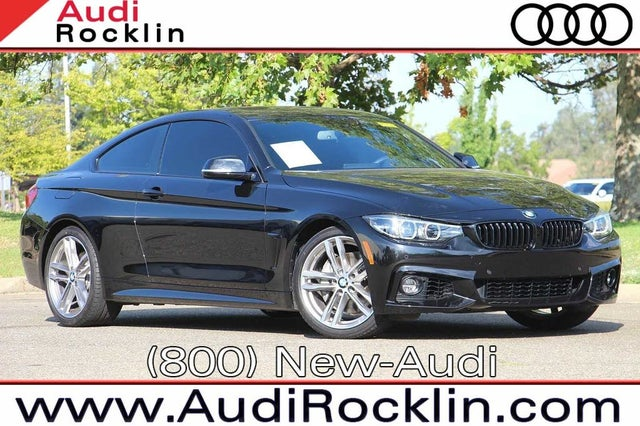 2019 BMW 4 Series 440i Coupe RWD