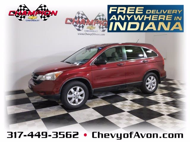 2011 Honda CR-V SE AWD