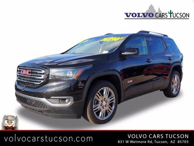 Used Gmc Acadia For Sale In Tucson Az Cargurus