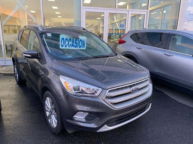 2017 Ford Escape Titanium AWD