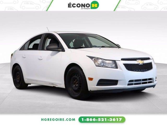2014 Chevrolet Cruze 2LS Sedan FWD