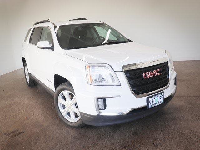 Used 2017 Gmc Terrain Sl For Sale With Photos Cargurus
