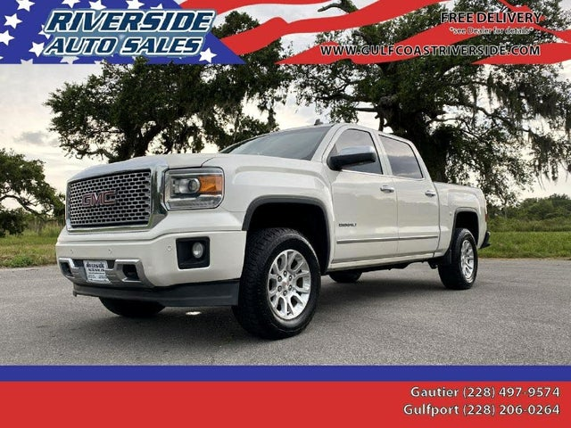 Used Gmc Sierra 1500 Denali For Sale In Hattiesburg Ms Cargurus