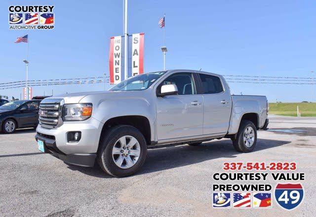 Used Gmc Canyon For Sale In Baton Rouge La Cargurus