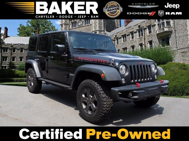 Used Jeep Wrangler Unlimited For Sale In New York Ny Cargurus