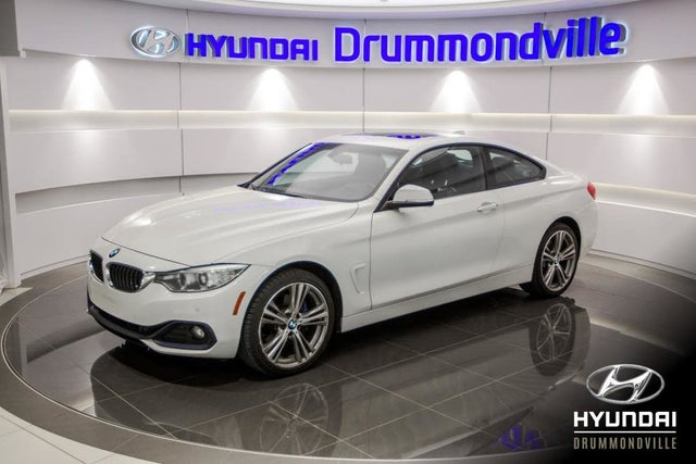 2015 BMW 4 Series 428i xDrive Coupe AWD