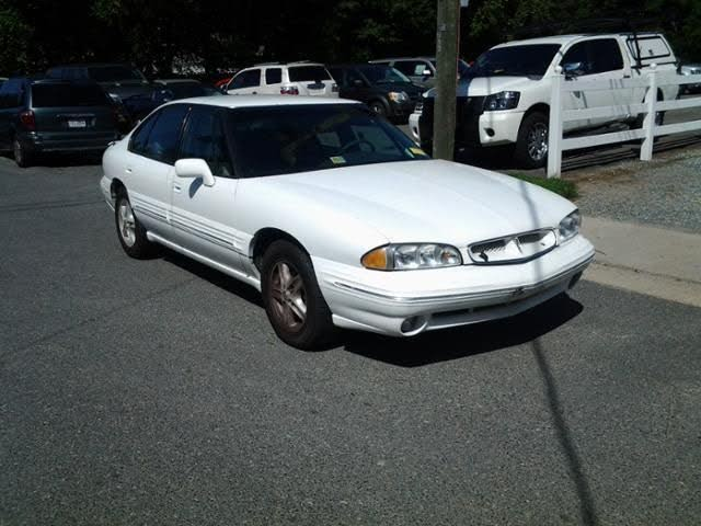 The Best Green 1997 Pontiac Bonneville