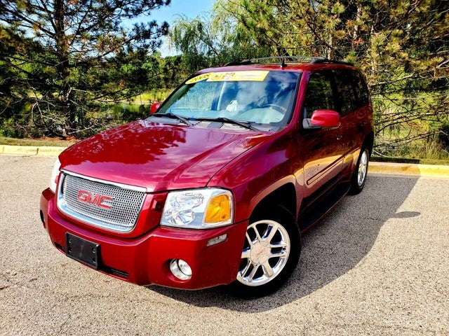 Used 2008 Gmc Envoy Denali 4wd For Sale With Photos Cargurus