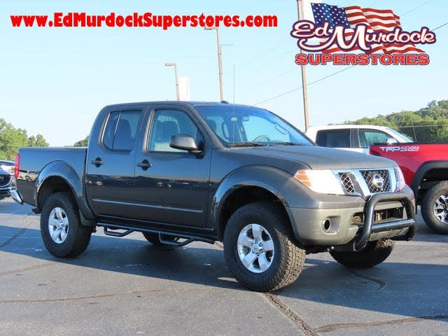2013 Nissan Frontier SV Crew Cab 4WD