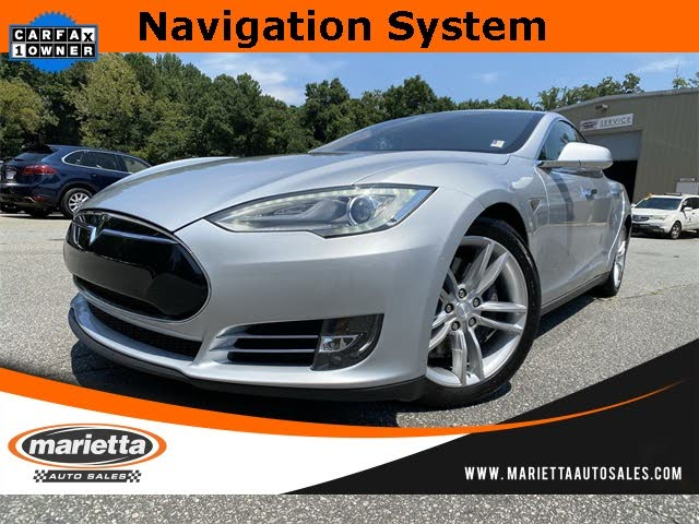 2012 Tesla Model S Performance RWD