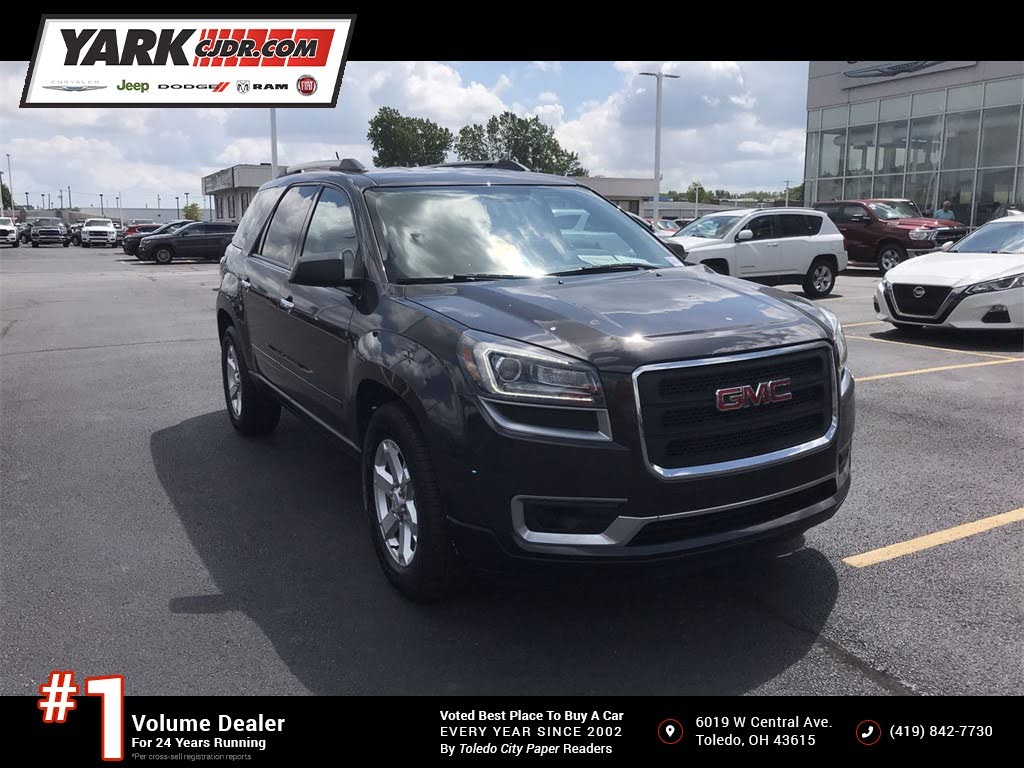 Used 2019 Gmc Acadia For Sale In Toledo Oh With Photos Autotrader