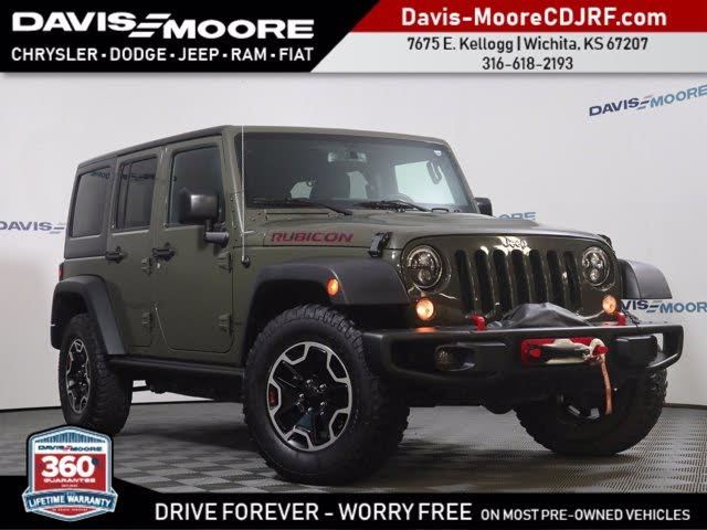 Used Jeep Wrangler Unlimited For Sale In Wichita Ks Cargurus