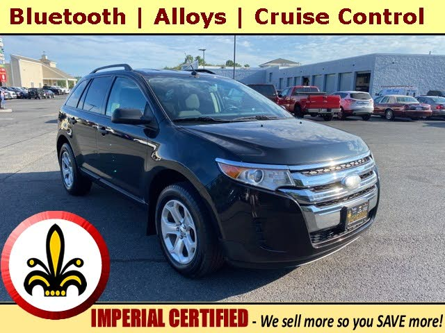 2013 Ford Edge SE Fleet AWD