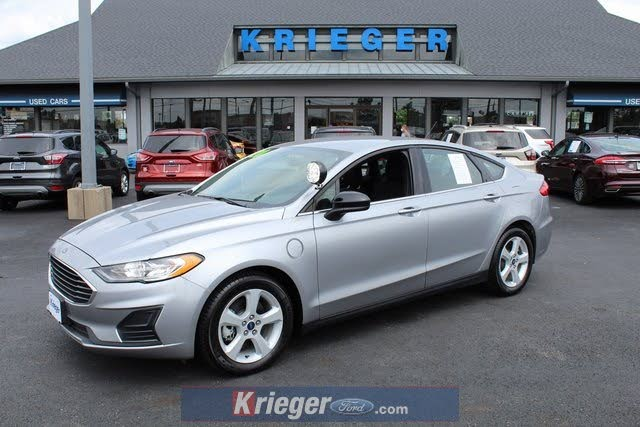 Used 2019 Ford Fusion Energi For Sale With Photos Cargurus