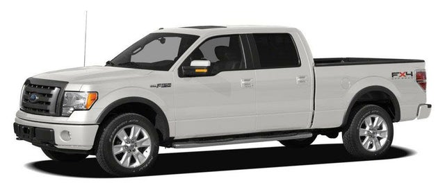 2012 Ford F-150 FX4 SuperCrew LB 4WD