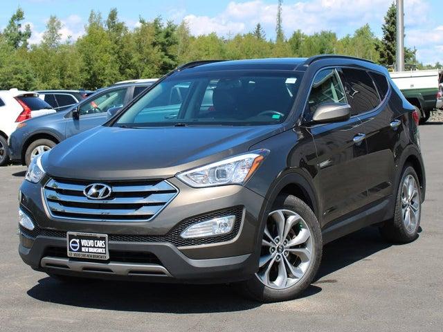 2014 Hyundai Santa Fe Sport 2.0T SE AWD