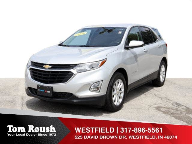 Used Chevrolet Equinox For Sale In Indianapolis In Cargurus
