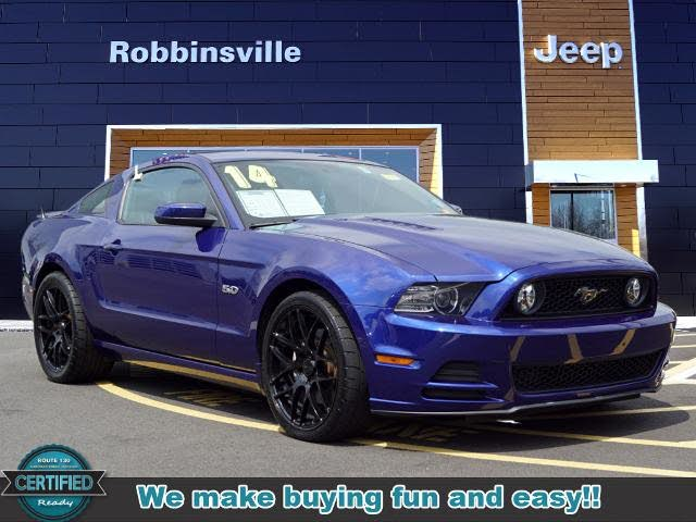 2014 Ford Mustang GT Premium Coupe RWD